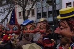 Helau-Wanderung Mainz 2012