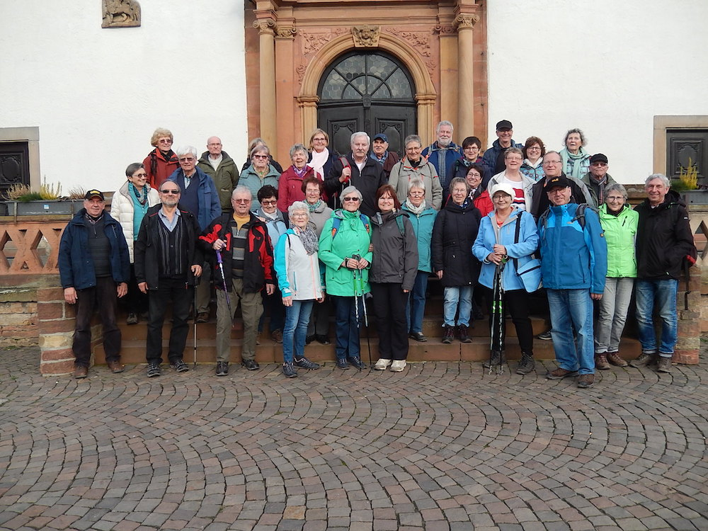 Wanderung nach Groß-Ostheim